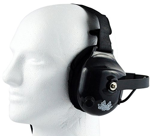 Racing Headphones for Nascar Scanners - Noise Cancelling by Race Day Electronics
