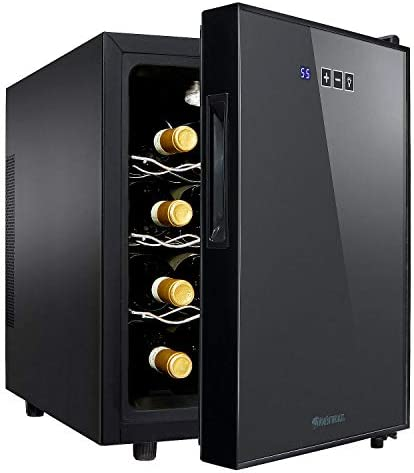 Wine Enthusiast 12 Bottle Compact Wine Cooler product image