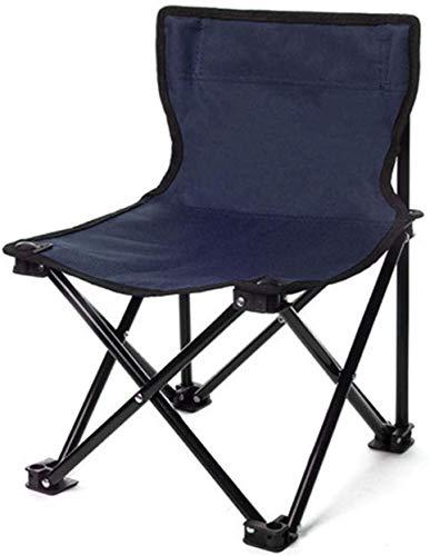 JUNC. Outdoor-Klappstuhl Camping Portable Oxford Tuch Angelstuhl Strandstühle Klapphocker für Picknick BBQ Picknick Strandhocker Stuhl Campingausrüstung