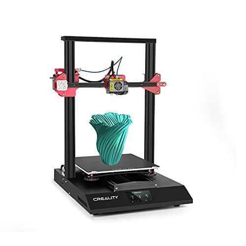 YUN CREALITY CR-10S Pro V2 3D-Drucker-Unterstützung Verbrauchsmaterialien PLA, Weichkleber, Holz, Kohlefaser Geeignete Druckgröße 300 × 300 × 400 mm Stabiler Druck, einfache Bedienung