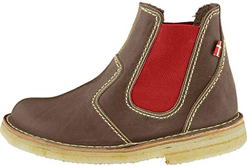 Duckfeet Faborg Leather Ankle Boot Size: 13