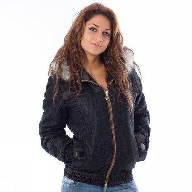 adidas Originals Blouson D'Hiver Pour Femmes hiver Puffer Respect ME, noir, P51100 -, femme, Noir, 46