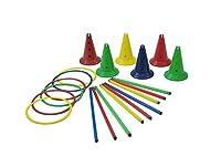 Italveneta Didattica- Kit per l'attività motoria per Lo Sviluppo del Bambino, 095 #2
