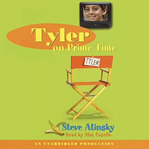 Tyler on Prime Time audiobook cover art