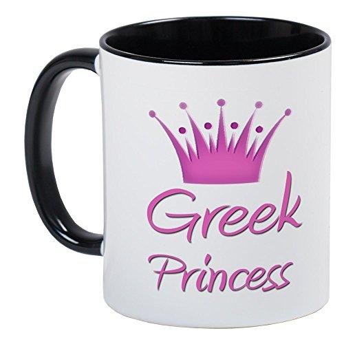 CafePress - Griechische Prinzessin Tasse - Einzigartige Kaffeetasse, Kaffeetasse, Teetasse