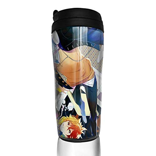 Coffee Cup Outdoor Trave Haikyuu!! Coffee Mugs Vacuum Insulated Tumbler Thermos Mug Double Wall Tumbler Mugs
