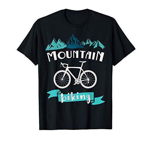 Mountain biking T-shirt T-Shirt