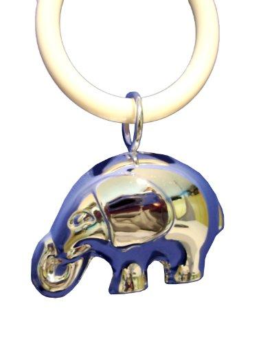 Baby/Kinderrassel mit Beissring Elefant