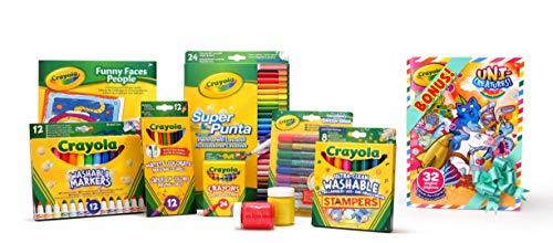 Kit de actividades Crayola® Super Color, Arte y Manualidade