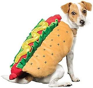 Thrills & Chills Halloween Hot Dog Pet Costume