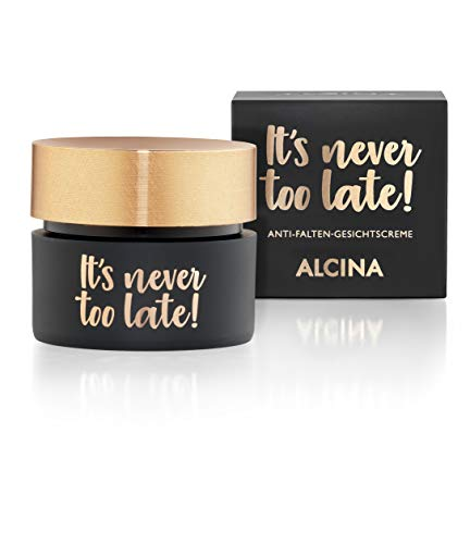 ALCINA It's never too late Gesichtscreme, 1 x 50 ml
