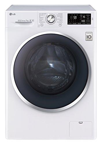LG Electronics F 14U2 QCN2H Waschmachine / A+++ / 1400UpM / Inverter Direct Drive / 6...