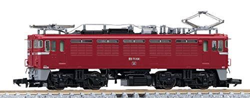 TOMIX Nゲージ ED75-0形 ひさし付・前期型 7139 鉄道模型 電気機関車