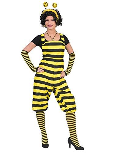 Generique - Bienen Latzhose für Damen Einheitsgröße