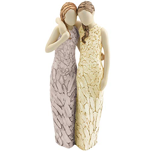 More Than Words Special Friend Figurine by Arora Design Ltd, Beige