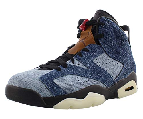 Nike Air Jordan 6 VI Washed Denim Blue CT5350-401 US Size 11
