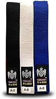 Stampa Sports | Brazilian Jiu Jitsu BJJ Pro Belts