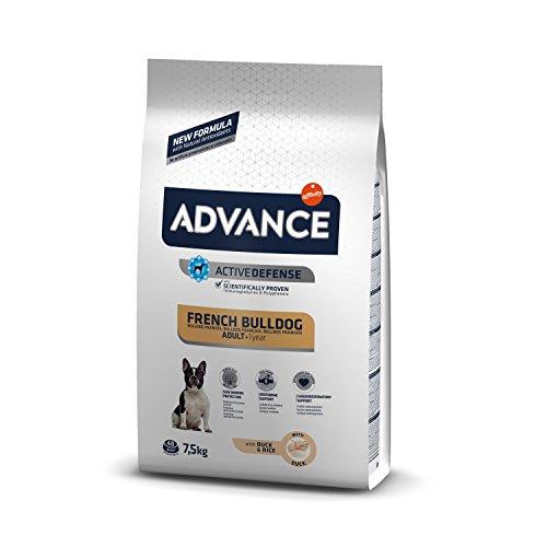 Advance Bulldog Francés Pienso Para Perros De Raza Bulldog Francés - 7.5 Kg