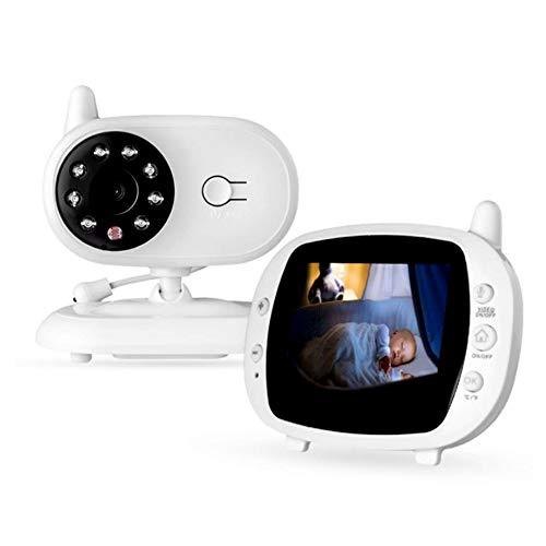 YSODFQL Vigilabebés Inalambrico Bebé Monitor con Cámara 3.5