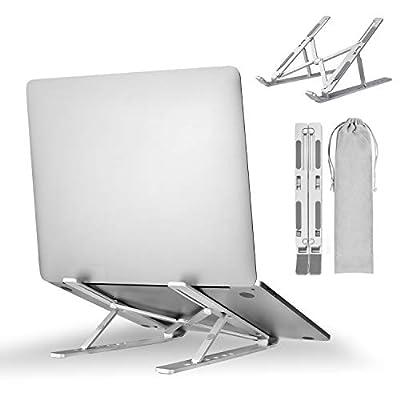 Lampelc Laptop Stand, Portable Laptop Holder Ri...