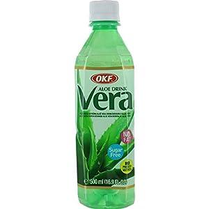 OKF Aloe Vera Drink (Sin Azúcar) 20x500ml