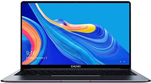 CHUWI LapBook Pro 14,1 pulgadas Windows 10 computadora portátil 1080P con Intel Gemini-Lake N4100 8 GB RAM / 256 GB SSD, compatible con Linux, 4K, BT 4.0, WiFi dual