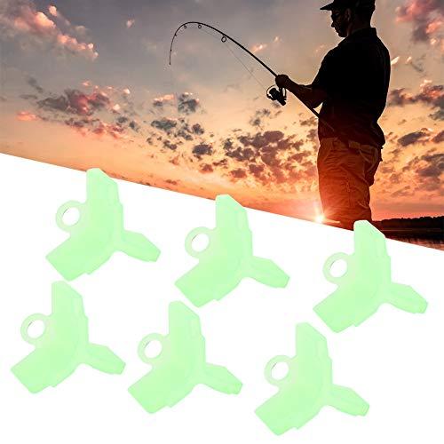 Pbzydu 62g Drillingshaken-Schutzgehäuse, Drillingshakenhauben, Schutzhaken Polyethylen Feine Verarbeitung für das Nachtfischen Wildfischen
