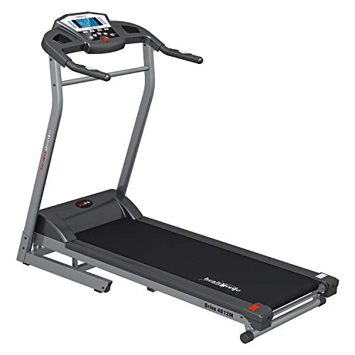 Healthgenie 4012M 4.0 HP Peak Motorized Treadmill for Home Use & Fitness Enthusiast (Free Installation Assistance)