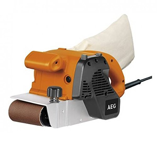 AEG Powertools 0000162Bandschleifer 100x 560mm mit 1000W Leistung und Band