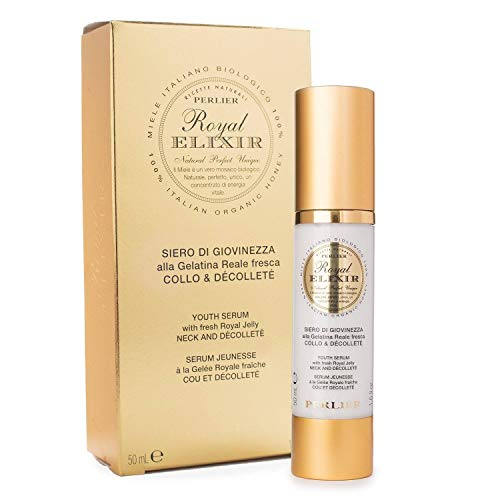 Perlier Honey Miel Royal Elixir Neck and Decollete Serum by Perlier