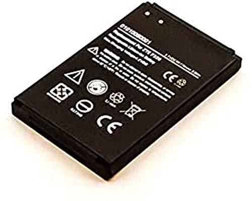 Batteria per ZTE F320, Li-ion, 3,7 V, 770 mAh, 2,8 Wh