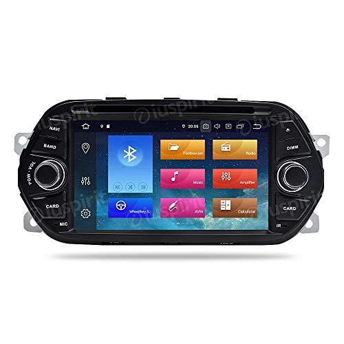 ANDROID 10 GPS DVD USB SD WI-FI Bluetooth MirrorLink autoradio navigatore Fiat Tipo Fiat Egea 2015, 2016, 2017, 2018