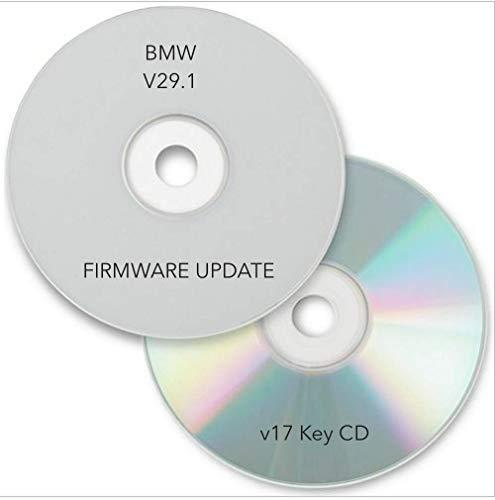V29.1 FIRMWARE Software Update + Key CD for BMW MK3 MK2 Navigation GPS Computer Software 1998 1999 2000 2001 E38 740 E46 E39 528 530 540 M5 E53 X5
