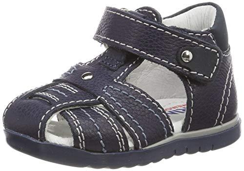 PRIMIGI Baby Jungen PJO 34055 Sandalen, Blau (Blue Scuro 3405522), 23 EU