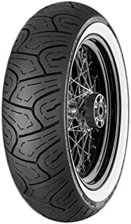 Continental ContiLegend Rear Motorcycle Tire 130/90-16 (73H) Wide White Wall for Honda Magna VF700C 1984-1985