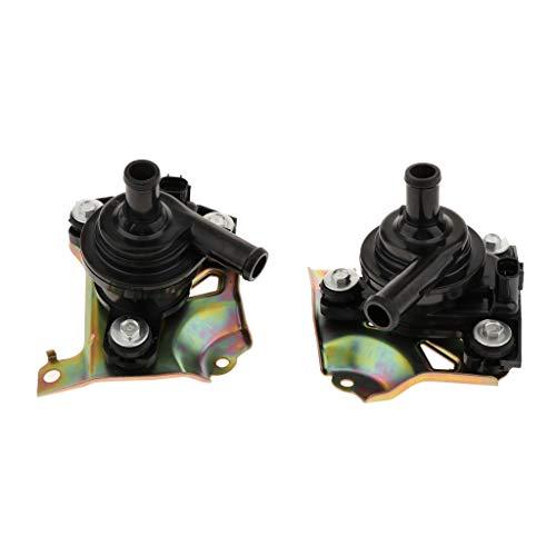 MagiDeal 2x Car Electric Inverter Water Pump for Prius 2004 2009 04000 32528