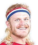 The Bobcat Mullet Headband Wig, Blonde