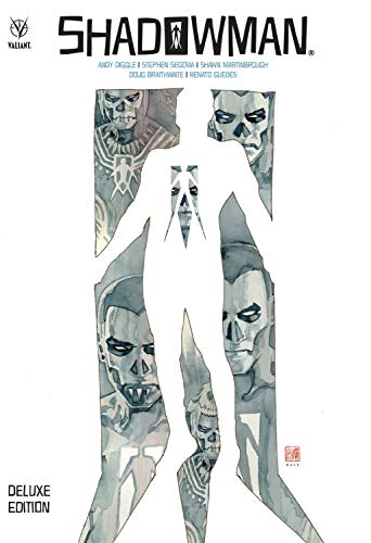 Shadowman by Andy Diggle Deluxe Edition