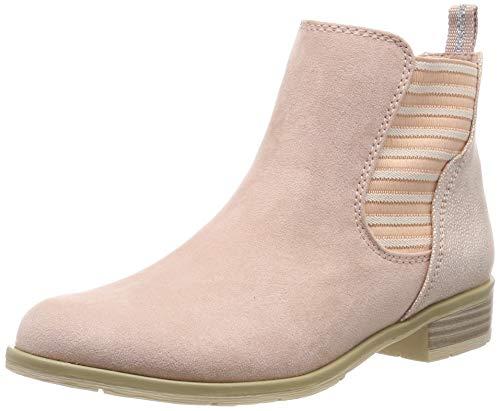 MARCO TOZZI Damen 2-2-25305-32 Chelsea Boots, Pink (Rose Comb 596), 40 EU