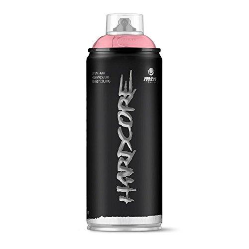 MTN Hardcore Spray Paint Can - Gloss Finish - 400ml - RV-258 / Manga Pink