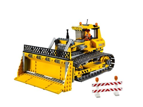 LEGO City 7685 - Bulldozer