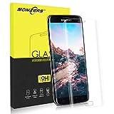 NONZERS Cristal Templado para Samsung Galaxy S7 Edge [1 Unidades], 9H Dureza, Resistente a Araaozos y Golpes, Sin Burbujas Fácil Instalación, Anti Dactilares, Compatible con 3D Touch