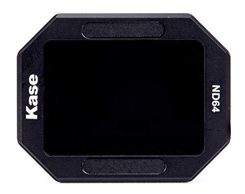 Kase Magnetic Clip-in ND64 6 Stop Filter Dedicated for Sony Alpha Half Frame Cameras Sony α6600 α6500 α6400 α6100 α6000
