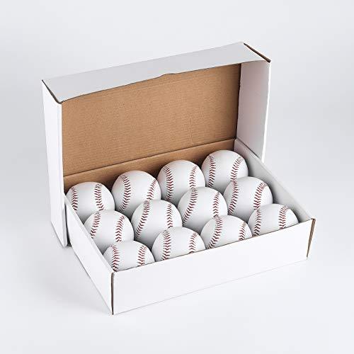 Baseball 12 Ball Pack Practice Training Baseballs...