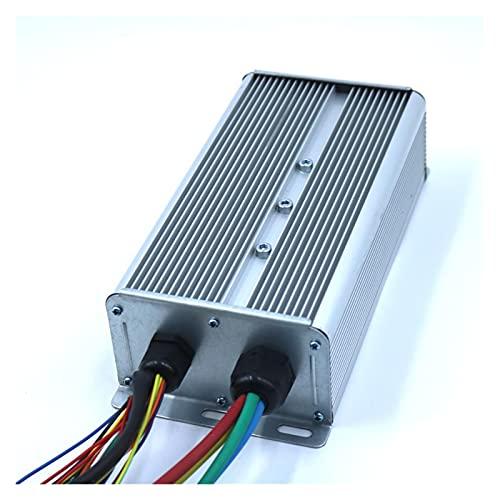 SXCXYG Regulador Patinete Electrico Controlador de Motor BLDC de 48-72V 3000W 88-72V 3000W, EV Controlador de Velocidad sin escobillas Controlador del Motor