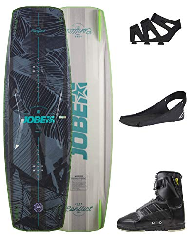 Jobe Conflict Wakeboard 138 & Drift Bindungen Set
