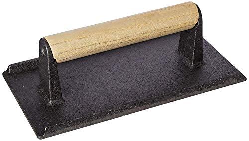 Tablecraft, peso filete, hierro fundido, negro