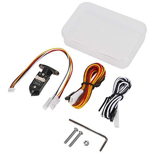 ASHATA Sensore di Tocco 3D Modulo di Livellamento Automatico Accessori per Stampanti, Stampante 3D Strumenti Sensore Stampante 3D ad Alta Precisione