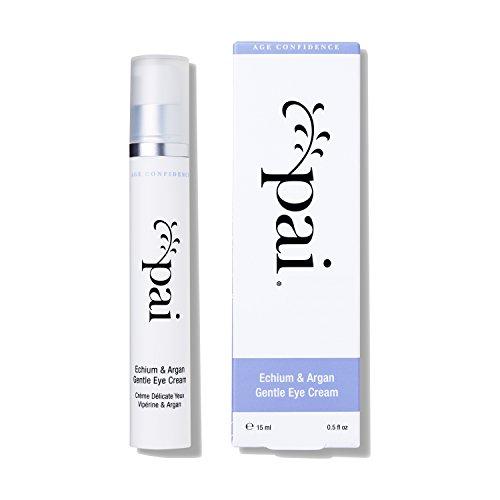 Pai Skincare Echium und Argan Sanfte Augencreme - Reduziert Feine Linien, Entzündungshemmend und Hydratisierend - Geeignet für Empfindliche Augen - 15ml