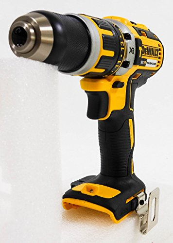 Dewalt DCD795N Brushless Combi Drill-Body Only, Yellow, Small